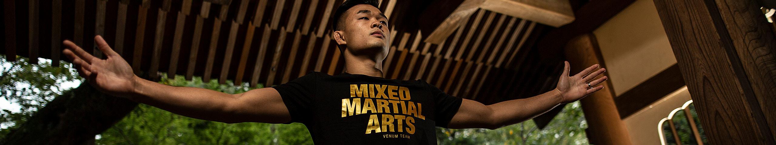 Vêtements hommes et équipements sports de combat & arts martiaux | Dragon Bleu