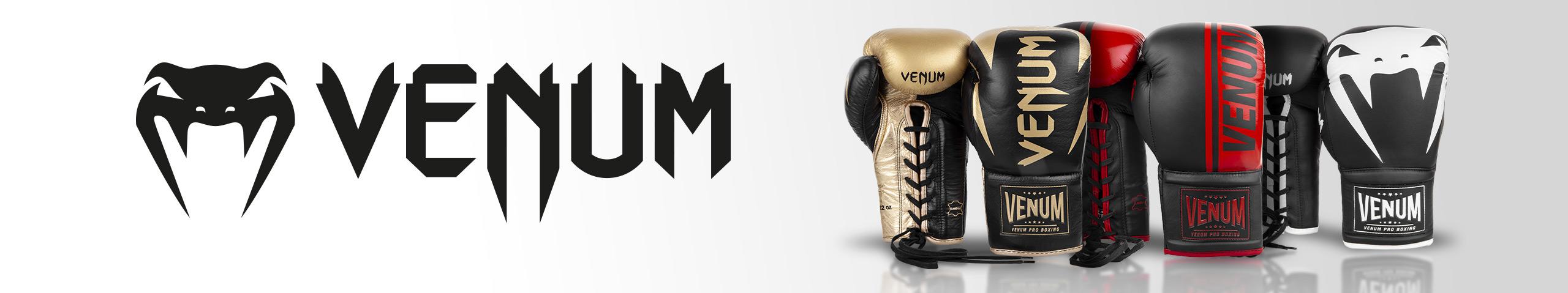 Venum : vêtements, équipements & accessoires de la marque Venum | Dragon Bleu