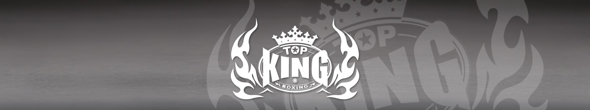 Top King : équipements & accessoires de la marque Top King Boxing | Dragon Bleu