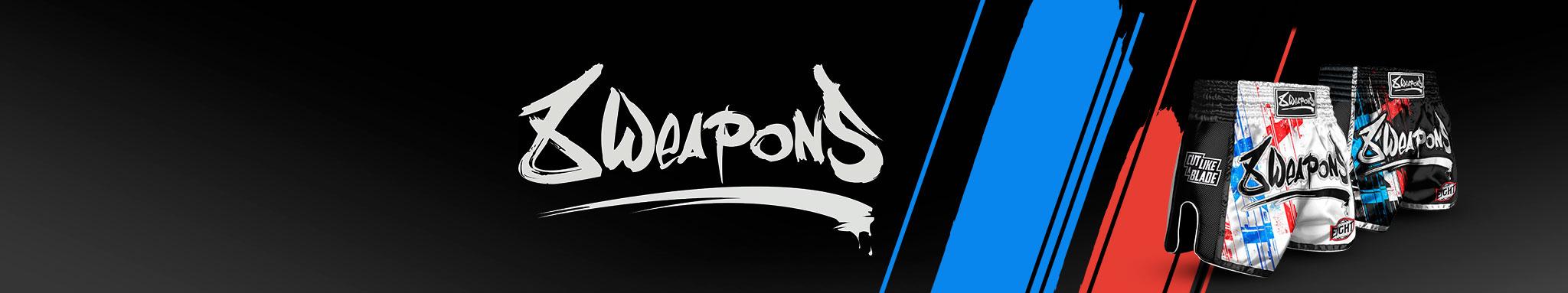 8 WEAPONS : vêtements, équipements & accessoires de la marque 8 WEAPONS | Dragon Bleu