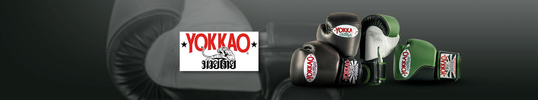 YOKKAO : vêtements, équipements & accessoires de la marque YOKKAO | Dragon Bleu