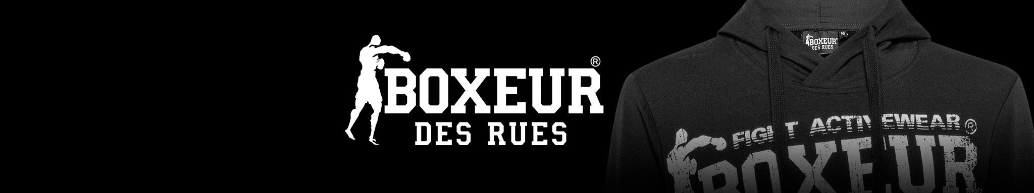 Boxeur des Rues : vêtements, équipements & accessoires de la marque Boxeur des Rues | Dragon Bleu