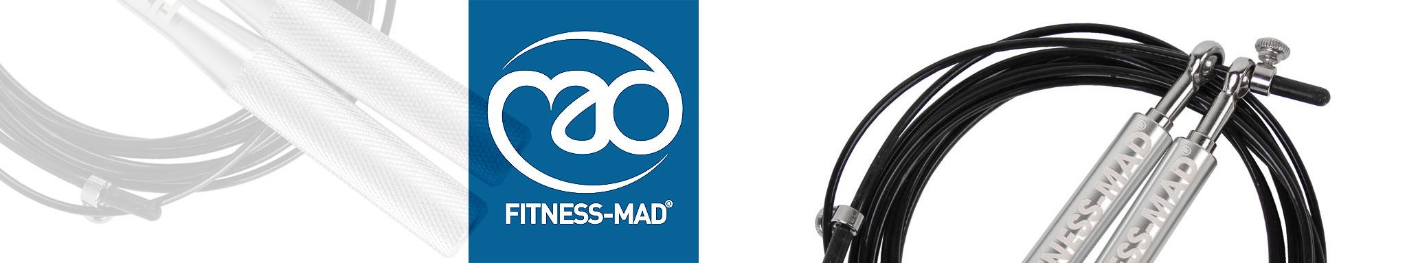 Fitness-Mad : équipements & accessoires de la marque Fitness Mad | Dragon Bleu