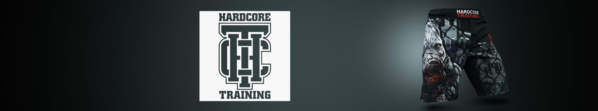 Hardcore Training : équipements & vêtements de la marque Hardcore Training   Dragon Bleu
