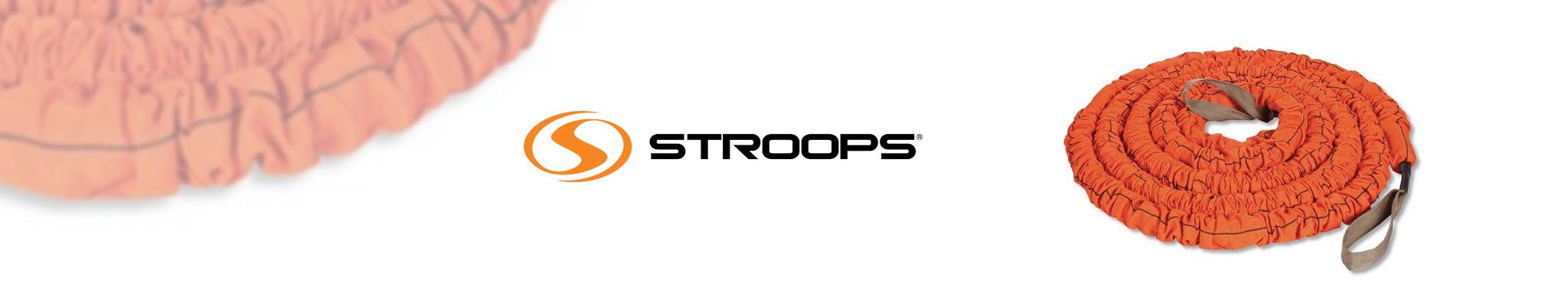 Stroops : équipements & accessoires de la marque Stroops | Dragon Bleu