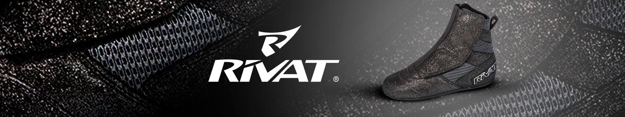 Rivat : chaussures de boxe française de la marque Rivat | Dragon Bleu