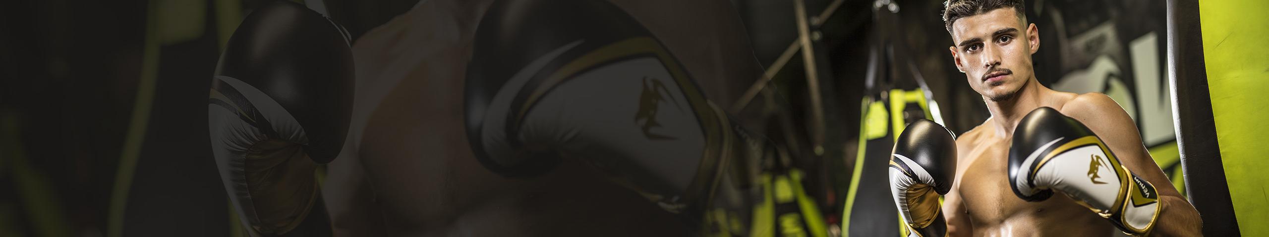 Gants de sports de combat | Dragon Bleu