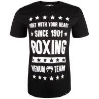 T-shirt Venum Boxing Origins - Noir