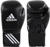 Gants de boxe Adidas Speed 50 - Noir/Blanc