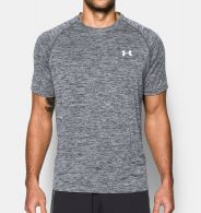 T-Shirt Under Armour Tech™ - Gris chiné