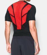 T-shirt Compression Under Armour HeatGear® Armour Supervent