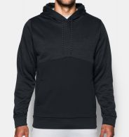 Sweatshirt à capuche Under Armour Storm Icon Twist - Noir