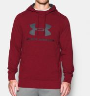 Sweat Under Armour Triblend Sportstyle Logo - Bordeaux