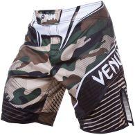 Fightshort Venum Camo Hero - Vert/Marron