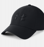 Casquette Under Armour Blitzing 3.0 - Noir/Noir