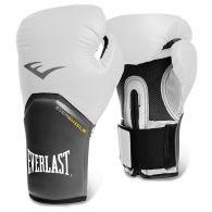 Gants de Boxe Everlast Pro Style ELITE - Blanc