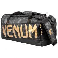Sac de sport Venum Sparring - Dark Camo/Or