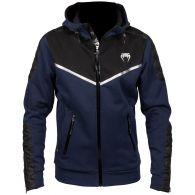 Sweatshirt Venum Laser Evo - Bleu Marine/Argenté
