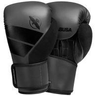 Gants de boxe Hayabusa S4 - Charbon