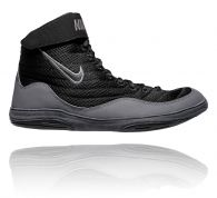 Chaussures de lutte Inflict 3 Nike - Noir/Gris