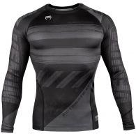 T-shirt de compression Venum AMRAP - Manches longues - Noir/Gris