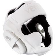 Casque de Boxe Venum Elite  - Blanc/Blanc - Taille Unique