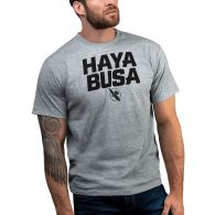 T-shirt Hayabusa Casual Logo  - Gris