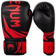 Gants de boxe Venum Challenger 3.0 - Noir/Rouge