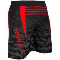 Short de sport Venum Okinawa 2.0 - Noir/Rouge