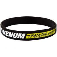 Bracelet en silicone Venum Training Camp - Noir