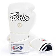 Gants de Boxe Fairtex FXV6 - Blanc