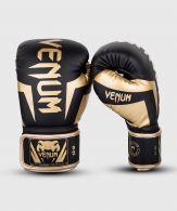 Gants de boxe Venum Elite - Noir/Doré