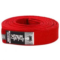 Ceinture de karaté Venum - Rouge