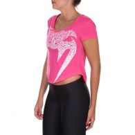 T-shirt Femme Venum Assault - Rose