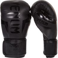 Gants de Boxe Venum Elite - Noir