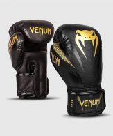 Gants de boxe Venum Impact - Or/Noir