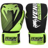 Gants de boxe Venum Training Camp 2.0 - Noir/Jaune Fluo