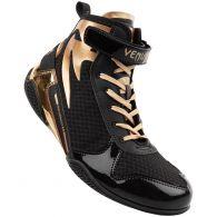 Chaussures de boxe Venum Giant Low - Noir/Or