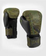 Gants de boxe Venum Trooper - Forest Camo/Noir