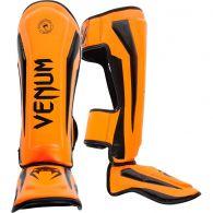 Protège-tibias Venum Elite - Orange