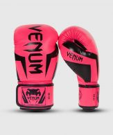 Gants de Boxe Venum Elite - Rose