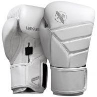 Gants de boxe Hayabusa T3 Kanpeki - Blanc