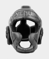 Casque de Boxe Venum Elite - Noir/Dark camo