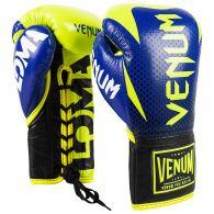 Gants de boxe Pro Venum Hammer Edition Loma - Avec lacets