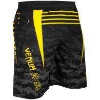 Short de sport Venum Okinawa 2.0 - Noir/Jaune