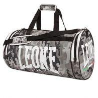 Sac de sport Leone Camouflage - Gris - 45 Litres