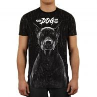 T-shirt Wicked One Dog - Noir