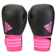Gants de boxe femme Adidas Hybrid 100