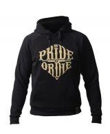 Sweatshirt Pride or Die Reckless - Noir/Or