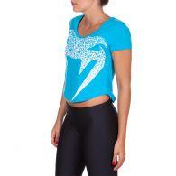 T-shirt Femme Venum Assault - Bleu